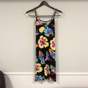 Flowers by Zoe Floral print Lycra dress